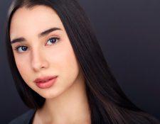 Sofia Insua actriz y cantante guatemalteca con una carrera prometedora en Estados Unidos.  Tendrá una participación en la serie Orange is the New Black de Netflix.  (Foto Prensa Libre: J. Demetrie, NYC)
