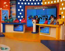 Una segunda temporada con más premios, juegos y diversión.  (Foto Prensa Libre: Soñando en familia)