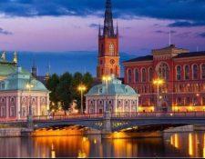 Suecia se ha labrado una imagen de sociedad innovadora y de empresas creativas.  (ALAMY)