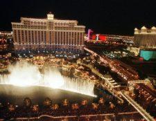 Las Vegas. Foto Prensa Libre: AFP