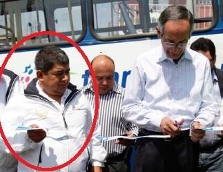 Caso Transurbano: Detienen al empresario Luis Gómez en zona 9, quien estuvo prófugo de la justicia