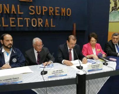 Al TSE le preocupa la poca cantidad de candidatos inscritos