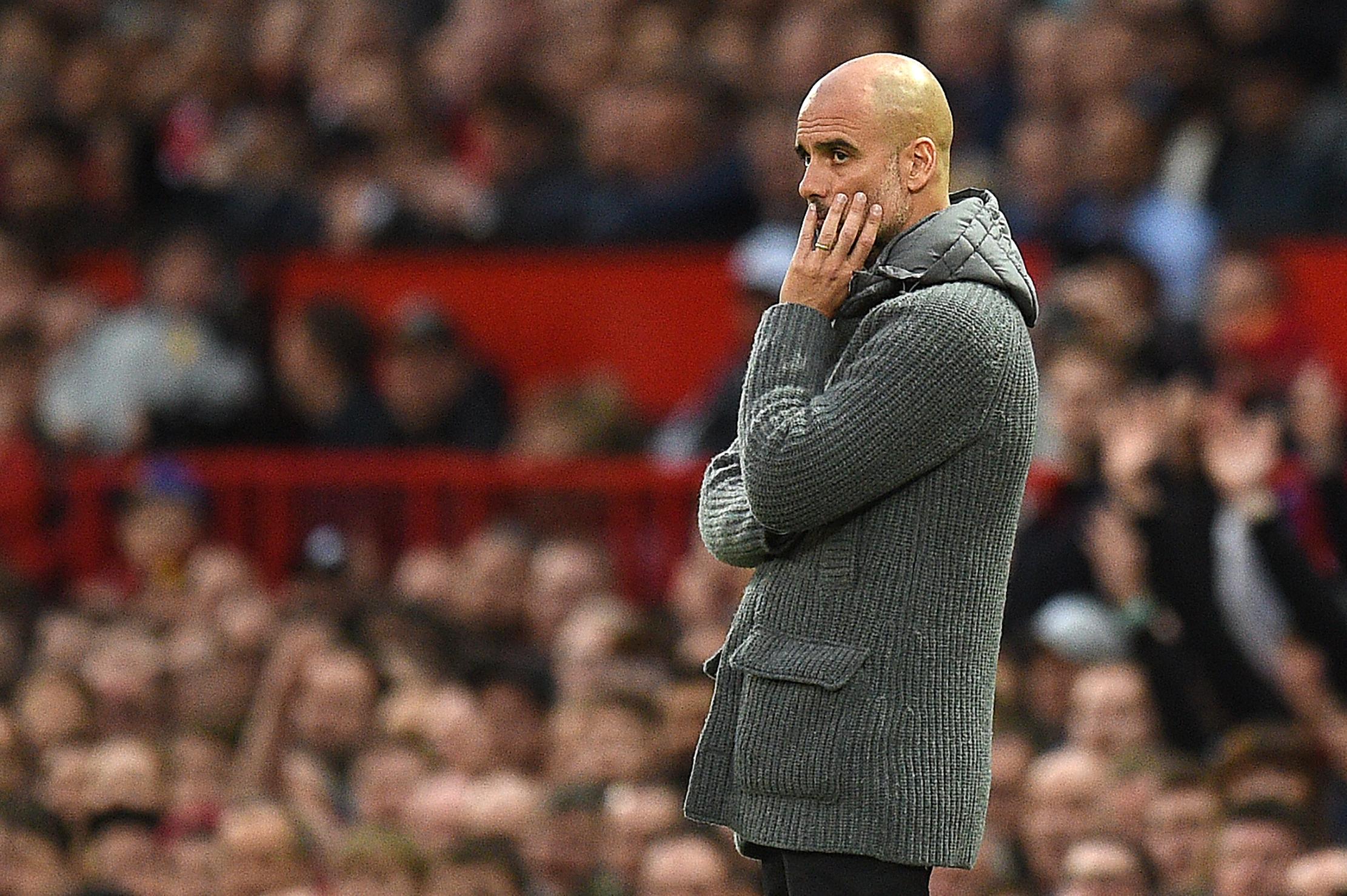 Josep Guardiola considera que la Premier League ha tomado un nuevo impulso. (Foto Prensa Libre: AFP)