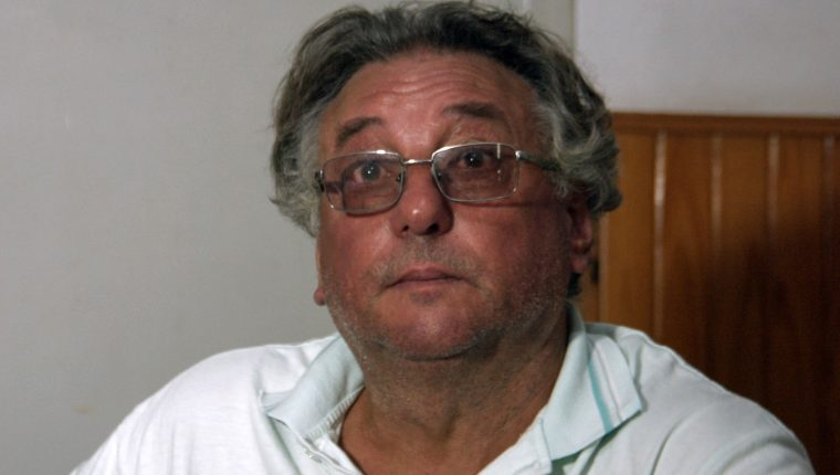 Horacio Sala, padre de Emiliano Sala, falleció debido a un infarto. (Foto Prensa Libre: AFP)
