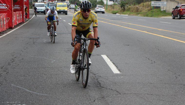 Manuel Rodas ganó su primera clásica en el 2019 y ahora se alista para viajar a Nicaragua. (Foto Prensa Libre: Cortesía Federación de Ciclismo)