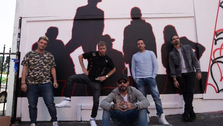 La banda noventera ha dejado temas como Everybody,  o I Want It that Way (Foto Prensa Libre: Backstreetboys.com).