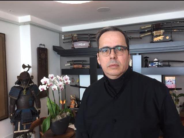 Juan José Rendón Delgado, consultor político venezolano. (Foto Prensa Libre: Tomado de Twitter)