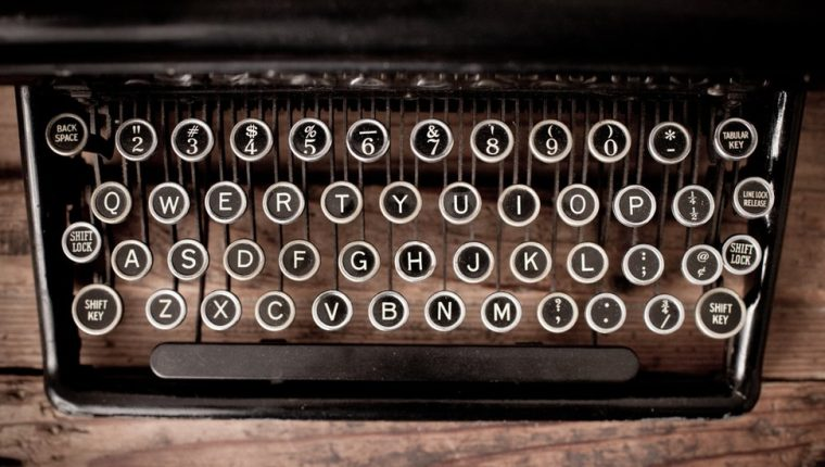 El qwerty se llama así por las primeras 6 letras del teclado.