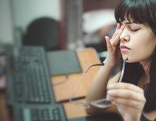 La falta de energía no sólo afecta nuestros cuerpos sino nuestra capacidad de concentración.