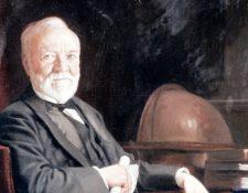 Carnegie fue uno de los mayores filántropos de EE.UU., pero también un opresor de la clase trabajadora.