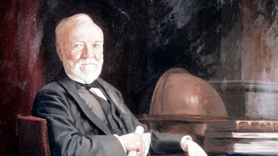 Cómo el magnate del acero Andrew Carnegie logró amasar su fabulosa fortuna