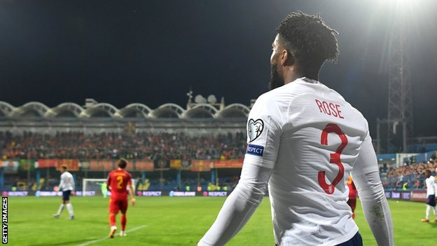 Danny Rose tuvo su debut en la selección inglesa y ha jugado 26 veces con ella. (Foto Prensa Libre: )