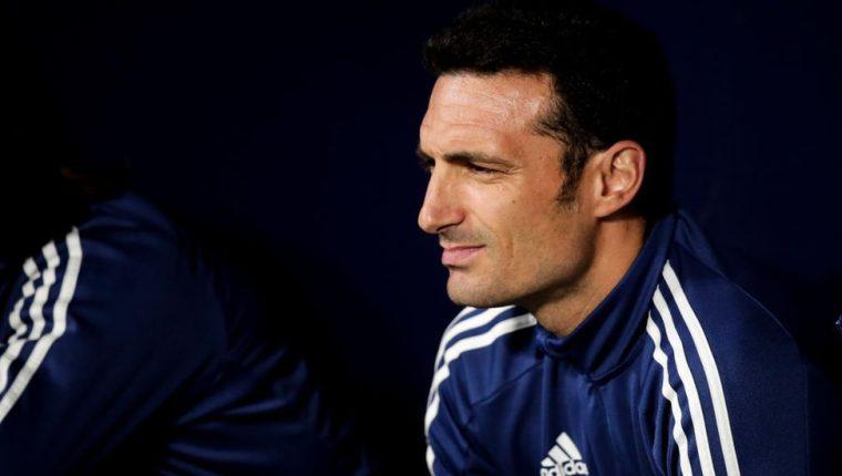 Lionel Scaloni es el actual técnico de la selección Argentina de fútbol.