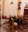 Al menos 450 personas resultaron heridas como consecuencia de las detonaciones.