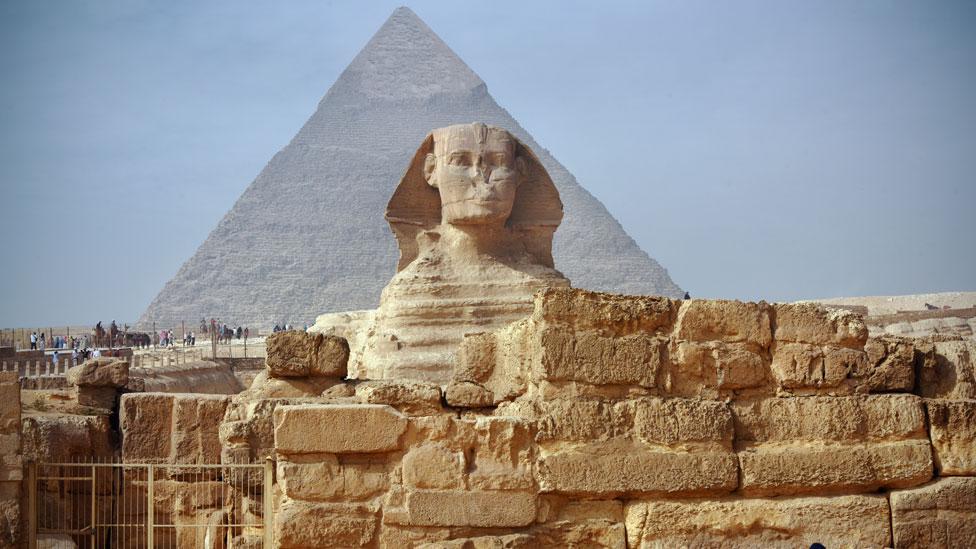 Cómo el manejo de la economía de los antiguos egipcios hizo posible que se construyeran las costosas pirámides