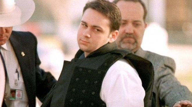 John William King fue juzgado y condenado hace dos décadas. PAUL BUCK/AFP/GETTY IMAGES