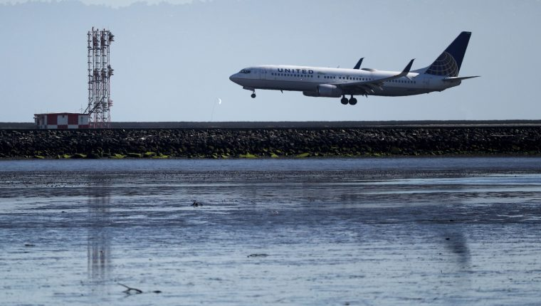 United Airlines ejercerá su poder de control sobre Avianca. (Foto Prensa Libre: (AFP)