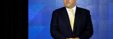 El presidente de la Concacaf, Víctor Montagliani, asegura que pronto se conocerán los nuevos formatos de clasificación a Copa Oro y Qatar 2022. (Foto Prensa Libre: EFE)