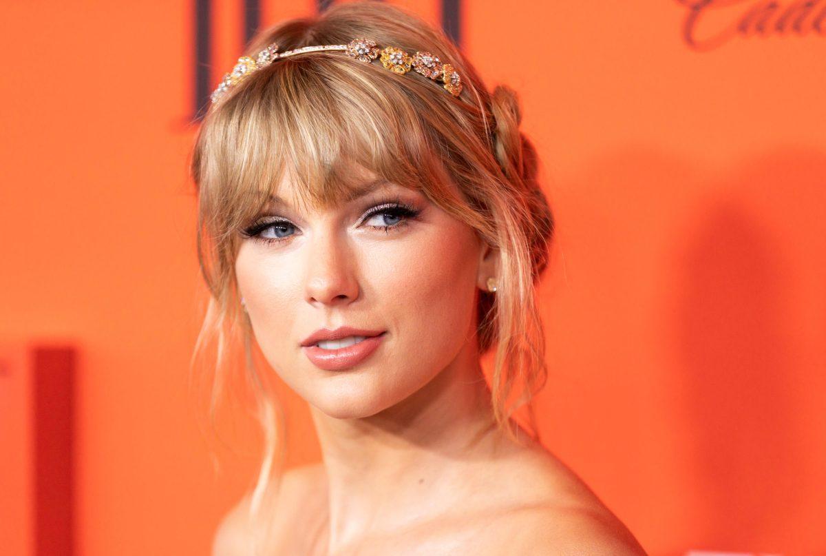 Taylor Swift es la celebridad mejor pagada del mundo, según Forbes