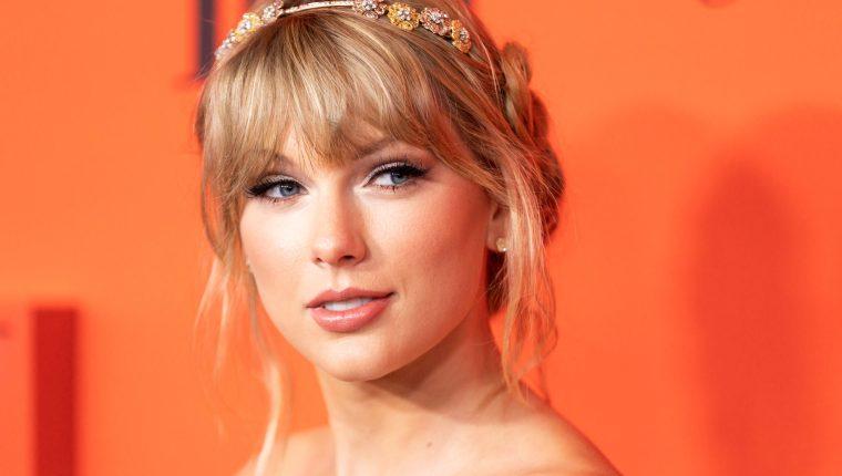 La cantante estadounidense Taylor Swift es la celebridad mejor pagada en 2019. (Foto Prensa Libre: EFE)