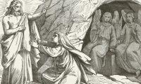 El evangelio de María destaca la figura de María Magdalena sobre los discípulos de Jesús.  (FOTO: GETTY IMAGES)