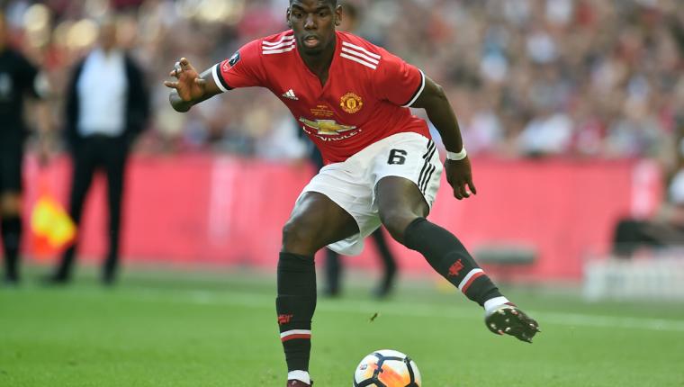 Una subasta de botas y camisetas de Paul Pogba recauda €38 mil