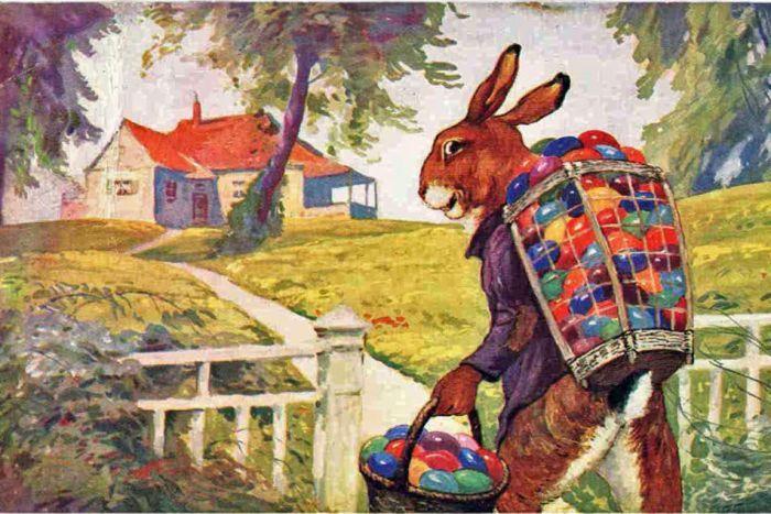 ¿De dónde proviene la costumbre de los huevos y el conejo de Pascua?