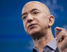 Bezos, el hombre más rico del mundo, tiene una fortuna valorada en cerca de US$150.000 millones.