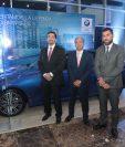 Ejecutivos de Excel Automotriz y BMW presentaron la nueva línea BMW Serie 3 sedán