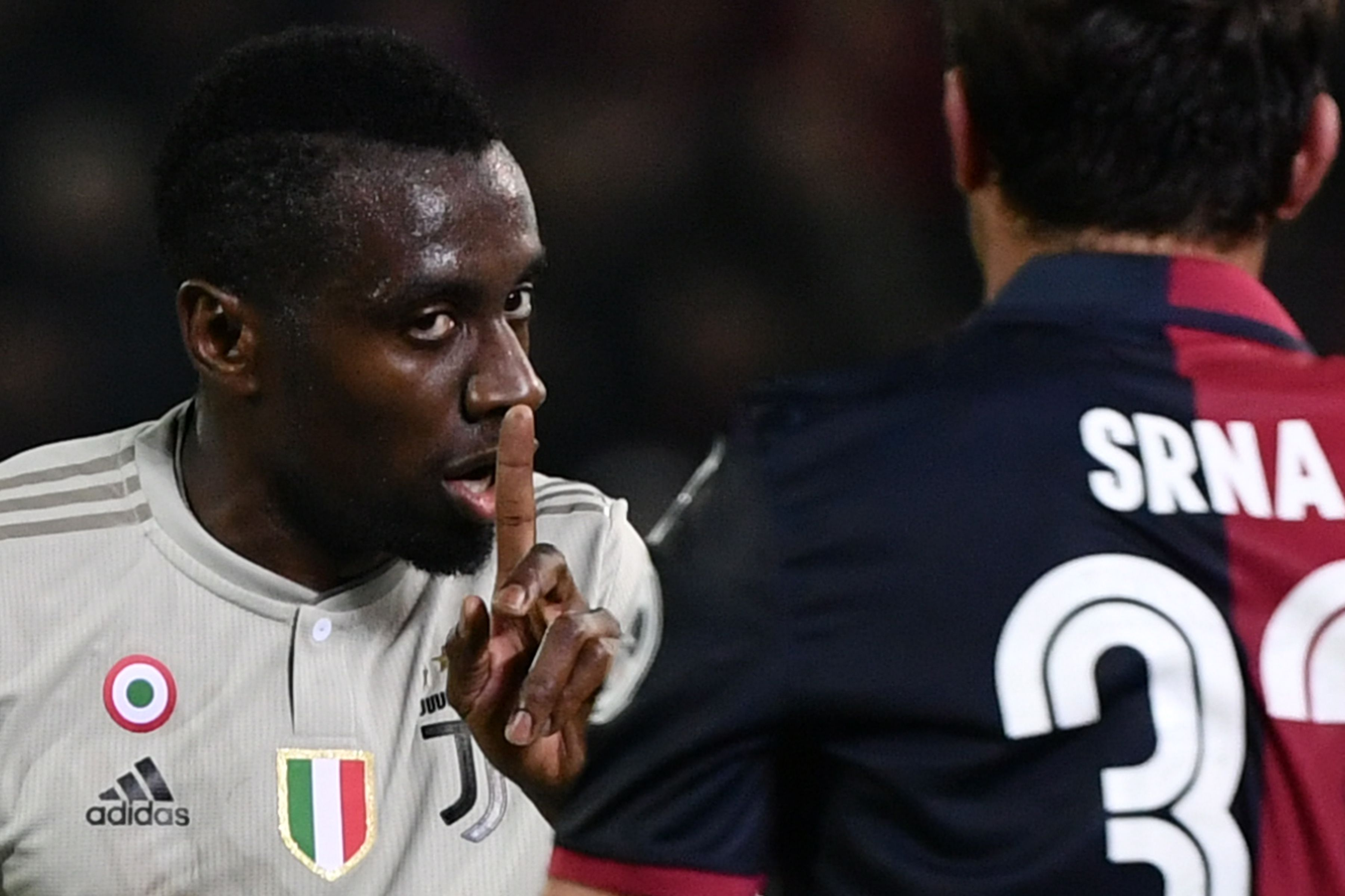 Blaise Matuidi, jugador de la Juventus de Turín. (Foto Prensa Libre: AFP)