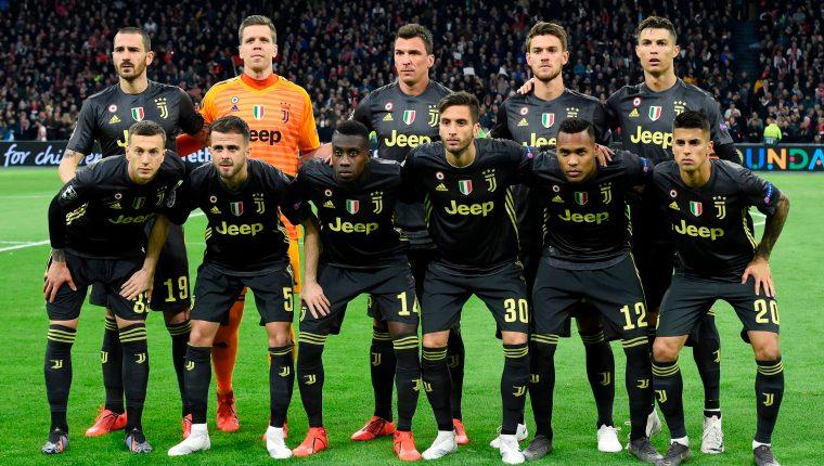 La Juventus podría celebrar su octavo título consecutivo. (Foto Prensa Libre: AFP)