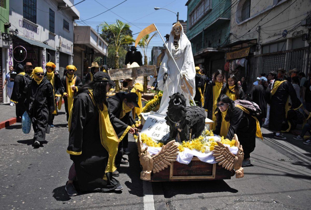 La Huelga de Dolores 2021, y otras actividades, quedan suspendidas por el coronavirus en Guatemala