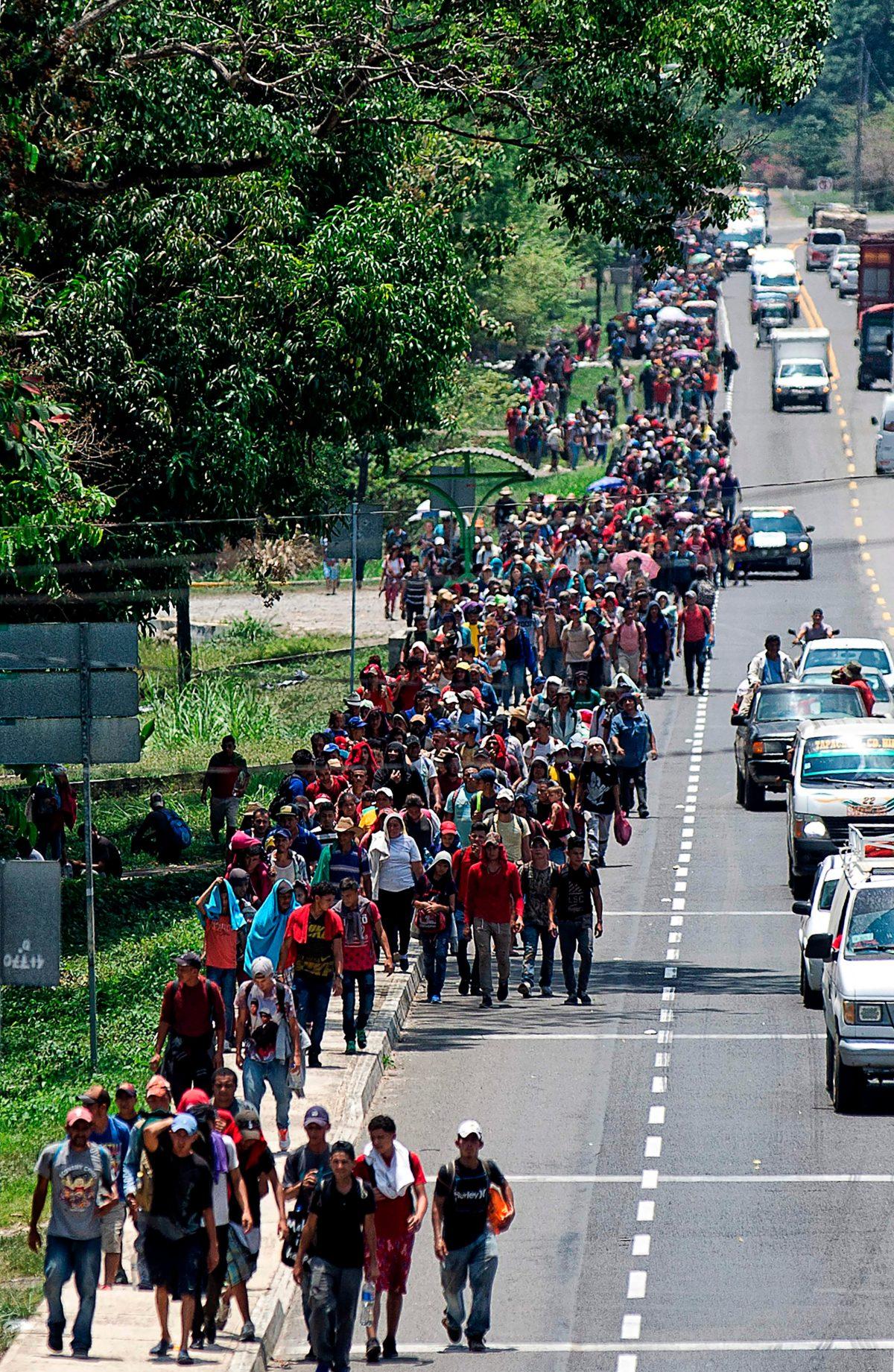 Riesgo por sarampión y fiebre amarilla se eleva por paso de caravanas de migrantes