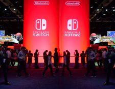 Nintendo trabaja con la firma Tencent para desplegar su popular Consola Switch en China. (Foto Prensa Libre: AFP)