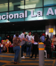 Aeropuerto Internacional La Aurora. (Foto, Prensa Libre: Hemeroteca PL)
