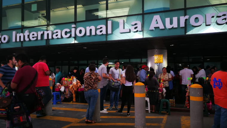 En el aeropuerto es detenido guatemalteco acusado por EE. UU. de tráfico de drogas