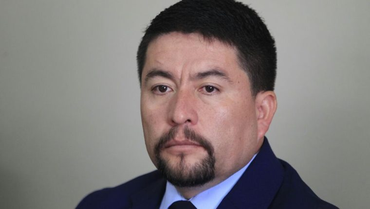 Víctor Alvarizaes es precandidato del partido Prosperidad Ciudadana para reelegirse como alcalde en Santa Catarina Pinula. (Foto Prensa Libre: Hemeroteca PL)
