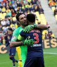 El PSG logró otro título este domingo en la Ligue 1. (Foto Prensa Libre: PSG)