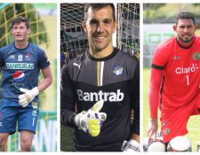 Ellos son de los guardametas destacados del torneo Clausura 2019.