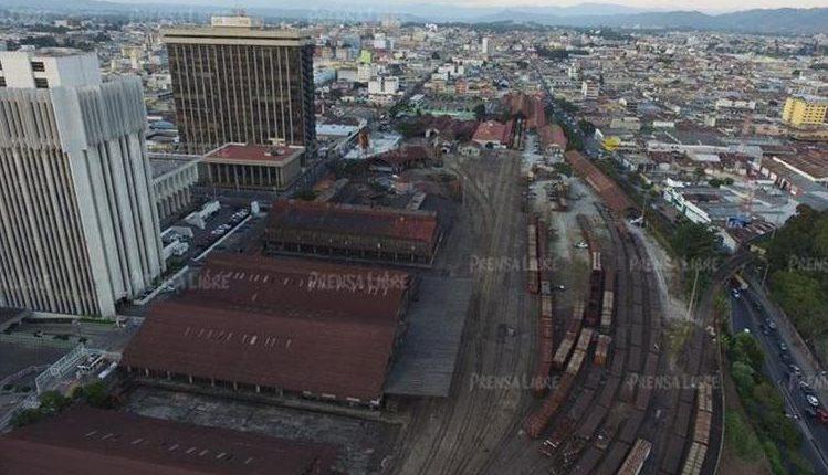 La ciudad de Guatemala necesita cambios urgentes, según candidatos a la alcaldía. (Foto Prensa Libre: Hemeroteca PL).