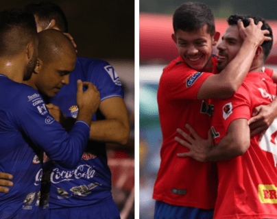 Cobán Imperial y Municipal son los primeros clasificados a la fase por el título del Clausura 2019. (Foto Prensa Libre: Hemeroteca PL)