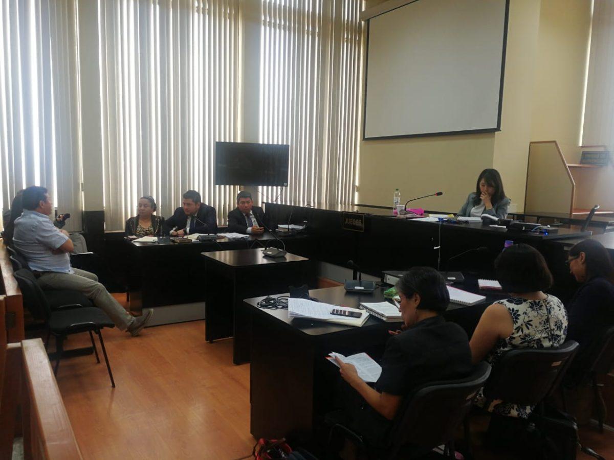 Cámara Penal declara que la jueza Érika Aifán debe seguir en el caso Comisiones Paralelas