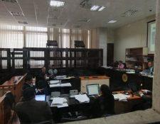 El juez Miguel Gálvez otorgó arresto domiciliario la semana pasada a Carlos Gabriel Guerra Villeda, procesado en el caso Cooptación del Estado de Guatemala. (Foto Prensa Libre: Hemeroteca PL)