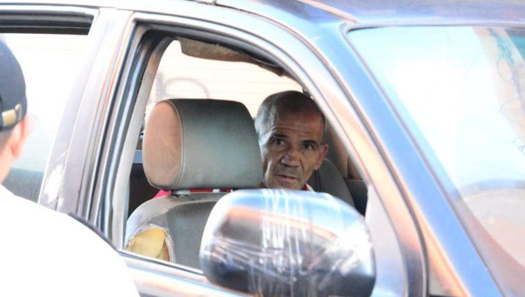 Jorge Ricardo Pérez Grotewold, de 55 años, fue condenado a seis años de prisión por el robo en una escuela de español. (Foto Prensa Libre: Hemeroteca PL)