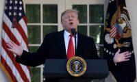 Donald Trump, presidente de EE. UU. (Foto Prensa Libre: Hemeroteca PL)