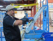 Empresa FOGEL de refrigeración comercial es reconocida como carbono neutral. (Foto Prensa Libre: María Reneé Barrientos).