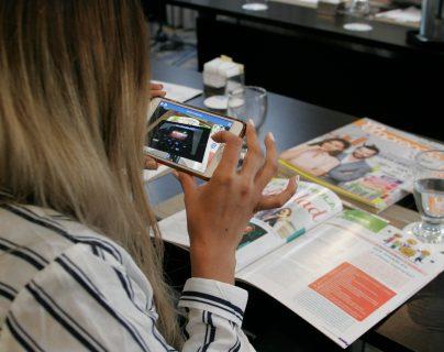 """""""Yo emprendo"""", la segunda edición de la revista tiene realidad aumentada"""