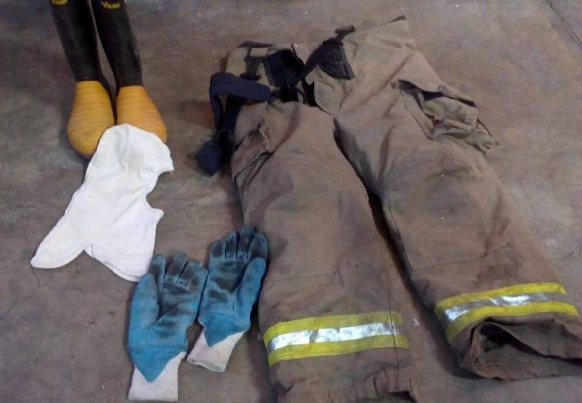 Bomberos Voluntarios recuperan equipo extraviado