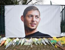 Emiliano Sala falleció en enero en un accidente aéreo. (Foto Prensa Libre: Hemeroteca PL)