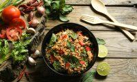 El atún es rico en vitaminas E y B12. Foto Prensa Libre: Servicios.